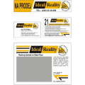 Ideal reality, corporate identity 2